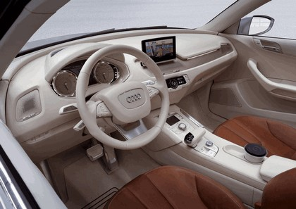 2008 Audi Cross coupé quattro concept 12