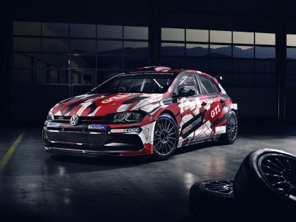 2018 Volkswagen Polo GTI R5 for rally customers 1