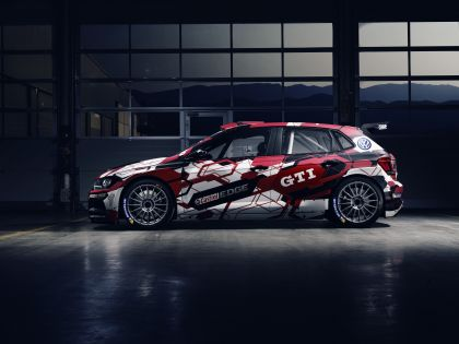 2018 Volkswagen Polo GTI R5 for rally customers 2