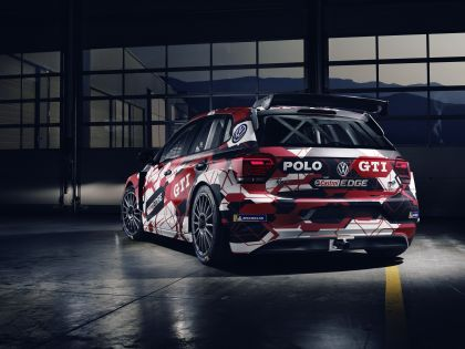 2018 Volkswagen Polo GTI R5 for rally customers 3