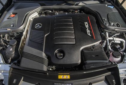 2018 Mercedes-AMG CLS 53 - USA version 44