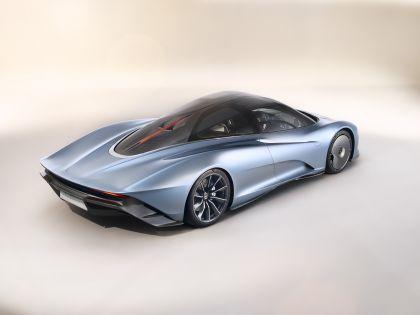 2020 McLaren Speedtail 8