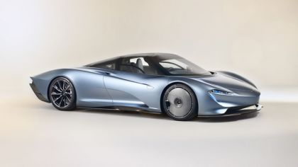 2020 McLaren Speedtail 9