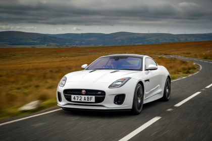 2018 Jaguar F-Type Chequered Flag edition 1