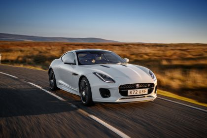 2018 Jaguar F-Type Chequered Flag edition 2