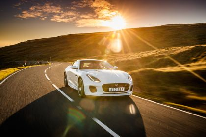 2018 Jaguar F-Type Chequered Flag edition 4