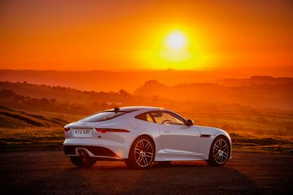 2018 Jaguar F-Type Chequered Flag edition 11
