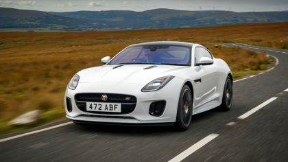 2018 Jaguar F-Type Chequered Flag edition 3
