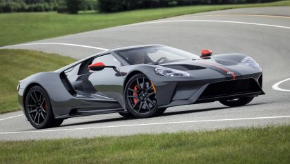 2019 Ford GT Carbon Series edition 2