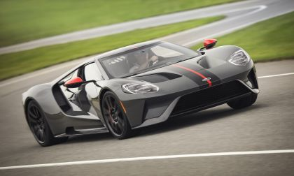 2019 Ford GT Carbon Series edition 7