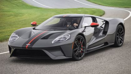 2019 Ford GT Carbon Series edition 1