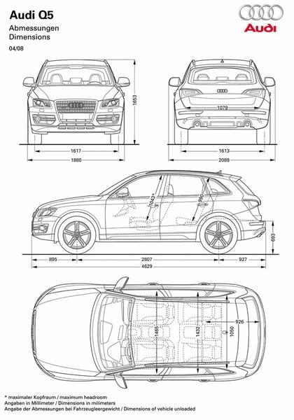 2008 Audi Q5 16