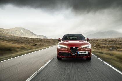 2018 Alfa Romeo Stelvio Quadrifoglio - UK version 13