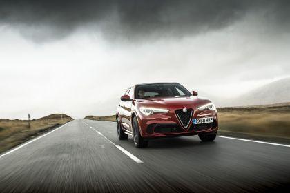 2018 Alfa Romeo Stelvio Quadrifoglio - UK version 14