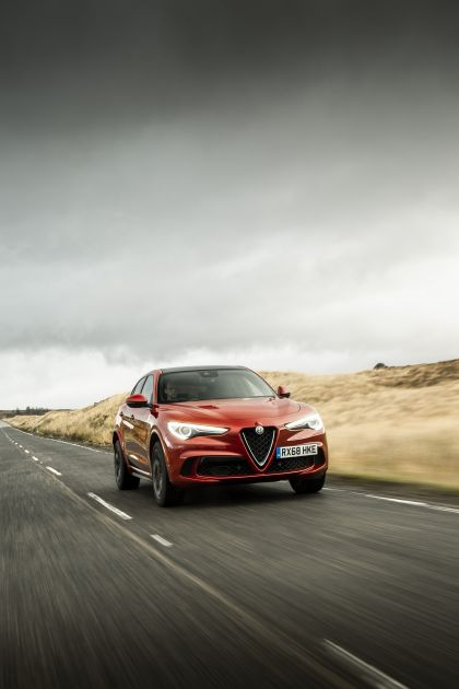 2018 Alfa Romeo Stelvio Quadrifoglio - UK version 16
