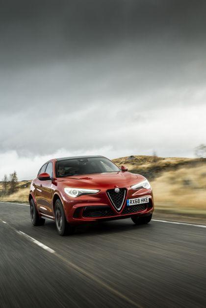 2018 Alfa Romeo Stelvio Quadrifoglio - UK version 17