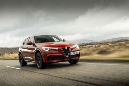 2018 Alfa Romeo Stelvio Quadrifoglio - UK version 19