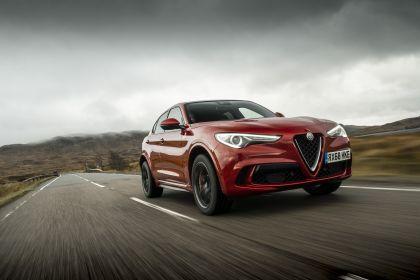 2018 Alfa Romeo Stelvio Quadrifoglio - UK version 21
