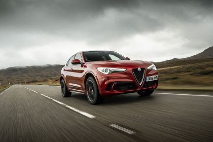 2018 Alfa Romeo Stelvio Quadrifoglio - UK version 22