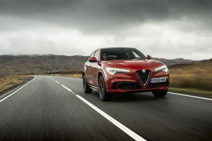 2018 Alfa Romeo Stelvio Quadrifoglio - UK version 23