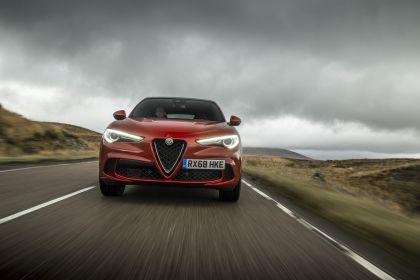 2018 Alfa Romeo Stelvio Quadrifoglio - UK version 26