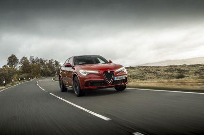 2018 Alfa Romeo Stelvio Quadrifoglio - UK version 27