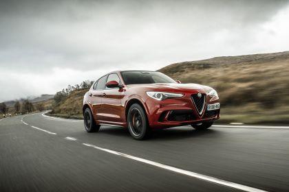 2018 Alfa Romeo Stelvio Quadrifoglio - UK version 29