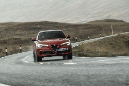 2018 Alfa Romeo Stelvio Quadrifoglio - UK version 35