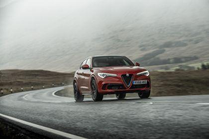 2018 Alfa Romeo Stelvio Quadrifoglio - UK version 36
