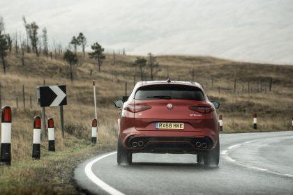 2018 Alfa Romeo Stelvio Quadrifoglio - UK version 38