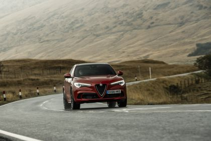 2018 Alfa Romeo Stelvio Quadrifoglio - UK version 39