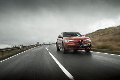 2018 Alfa Romeo Stelvio Quadrifoglio - UK version 42