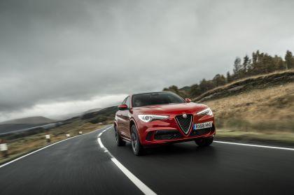 2018 Alfa Romeo Stelvio Quadrifoglio - UK version 44