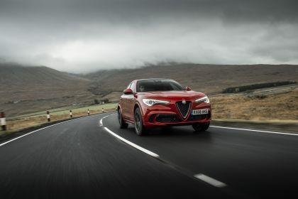 2018 Alfa Romeo Stelvio Quadrifoglio - UK version 45