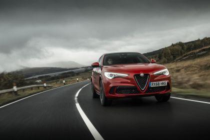2018 Alfa Romeo Stelvio Quadrifoglio - UK version 48