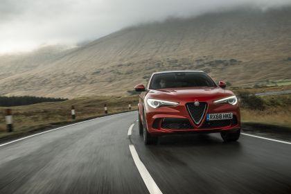 2018 Alfa Romeo Stelvio Quadrifoglio - UK version 50