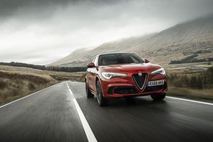 2018 Alfa Romeo Stelvio Quadrifoglio - UK version 51