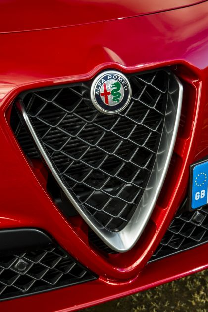 2018 Alfa Romeo Stelvio Quadrifoglio - UK version 54