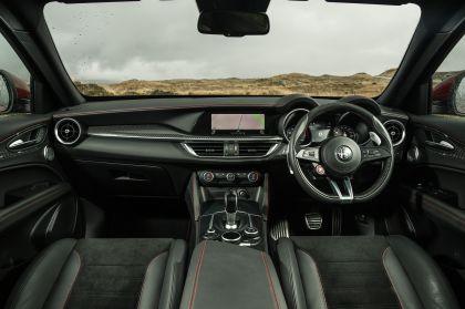 2018 Alfa Romeo Stelvio Quadrifoglio - UK version 73