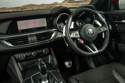 2018 Alfa Romeo Stelvio Quadrifoglio - UK version 74