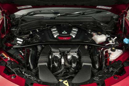 2018 Alfa Romeo Stelvio Quadrifoglio - UK version 124