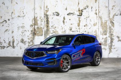 2018 Acura RDX A-Spec by Graham Rahal Performance 1
