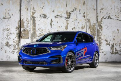 2018 Acura RDX A-Spec by Graham Rahal Performance 4