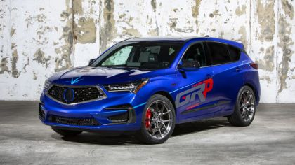 2018 Acura RDX A-Spec by Graham Rahal Performance 2