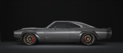 2018 Dodge Super Charger 1968 concept 2