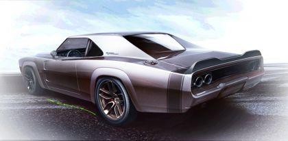 2018 Dodge Super Charger 1968 concept 12