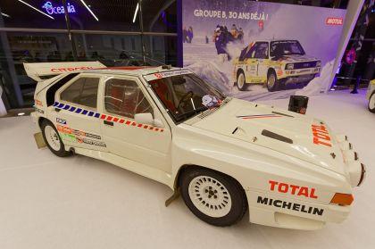 1986 Citroen BX 4TC Evo rally 1