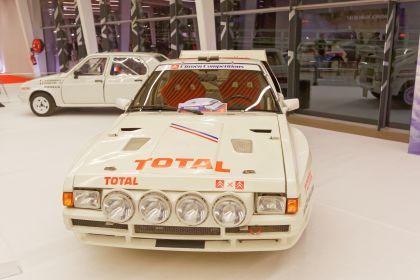 1986 Citroën BX 4TC Evo rally 2