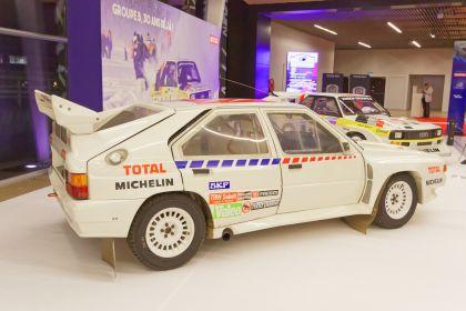 1986 Citroën BX 4TC Evo rally 3