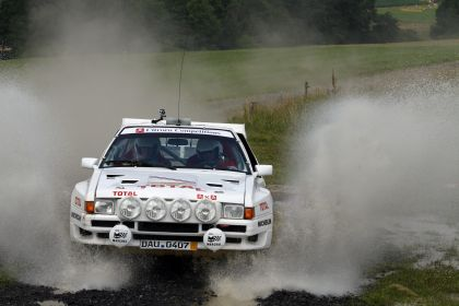 1986 Citroën BX 4TC Evo rally 4